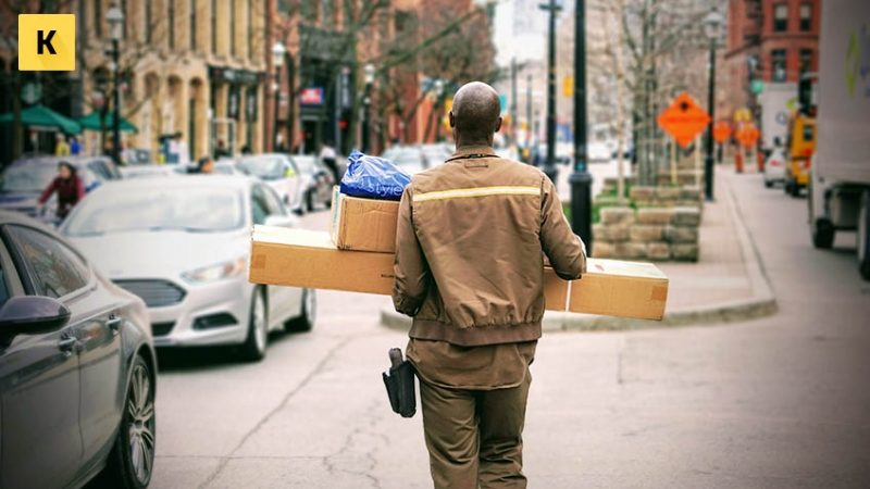 Услуги посредника в сфере продажи или доставки товаров, как источник дохода