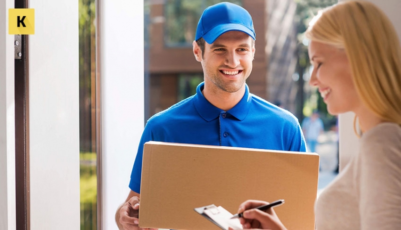 Как организовать доставку товаров в интернет-магазине